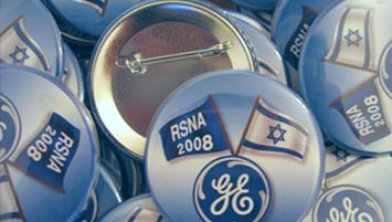 """סיכות כפתור עגולות – GE – קוטר 5.7 ס""""מ"""